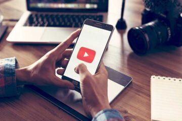 YouTube App Vorspulen