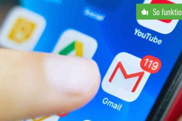 gmail-aendern