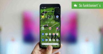 Google Pixel: Screenshot machen – So funktioniert's