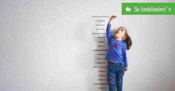 """""""Wie groß bin ich?"""": Körpergröße mit dem iPhone messen – So funktioniert's"""