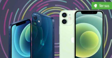 iPhone 12 mini vs. iPhone 12: Vergleich der günstigen Apple-Handys