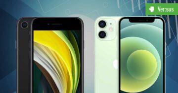 iPhone 12 mini vs. iPhone SE: Vergleich der kleinen Apple-Handys