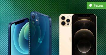 iPhone 12 vs. iPhone 12 Pro: Vergleich der Klassen