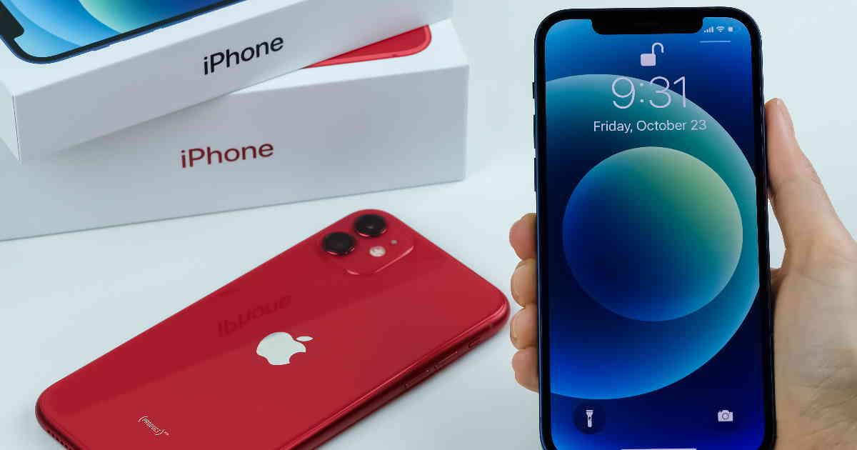 iPhone 12: Display, Größe, Auflösung, ppi