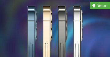 iPhone 12 Pro vs. iPhone 12 Pro Max im Vergleich: Duell der Apple-Hünen