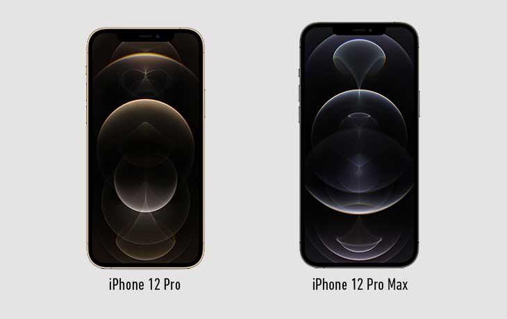 iphone-12-pro-vs-pro-max-vorne