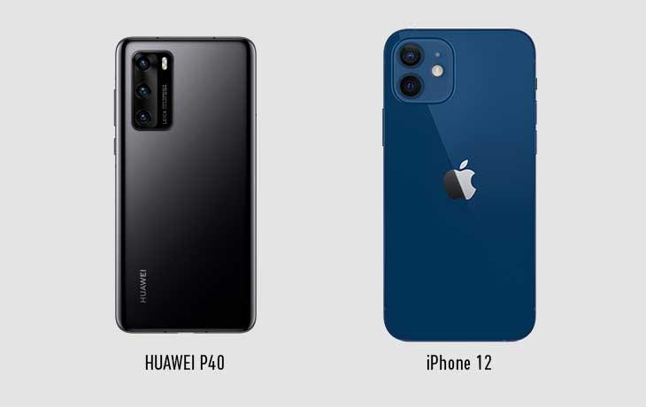 iphone-12-vs-huawei-p40-hinten