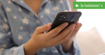 iPhone: Hintergrundaktualisierung aktivieren und ausschalten – So funktioniert's
