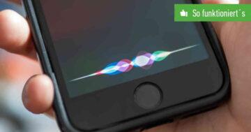 Siri aktivieren – So funktioniert's auf Deinem iPhone