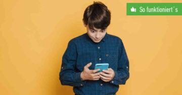 Internetseiten sperren – So funktioniert's bei Android und iOS