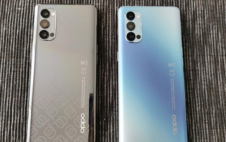 Oppo Reno 4 Pro 5G Rückseite