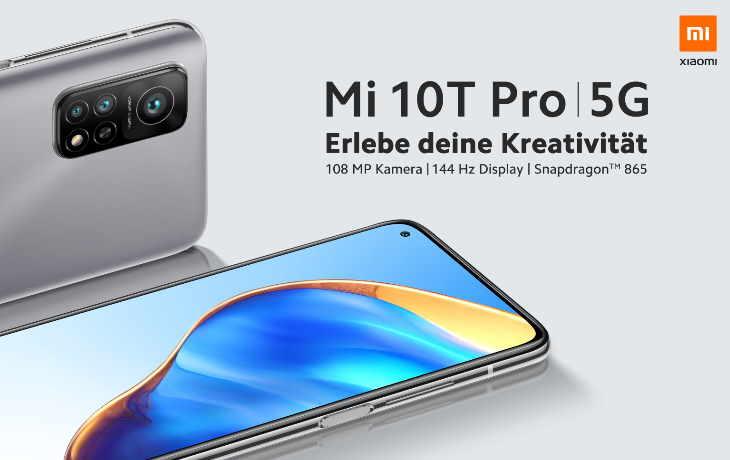Xiaomi Mi 10T Pro 5G: Kamera