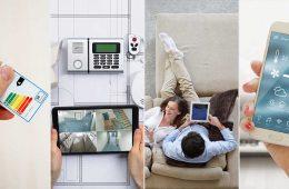 Smart Home macht Dein Zuhause effizienter.