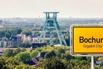 DSL Geschwindigkeit: Bochum ist Highspeed-Sieger