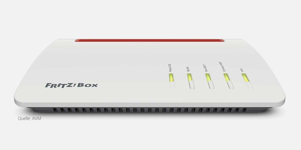 fritzbox 7490 so richtest du den internetzugang ein smart home mit deinhome. Black Bedroom Furniture Sets. Home Design Ideas