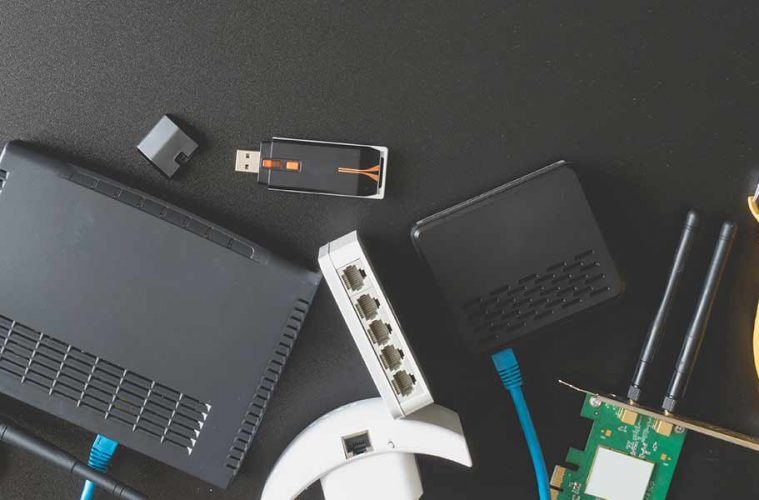 DSL Modem und DSL Router: Kabel, Stecker, Hardware