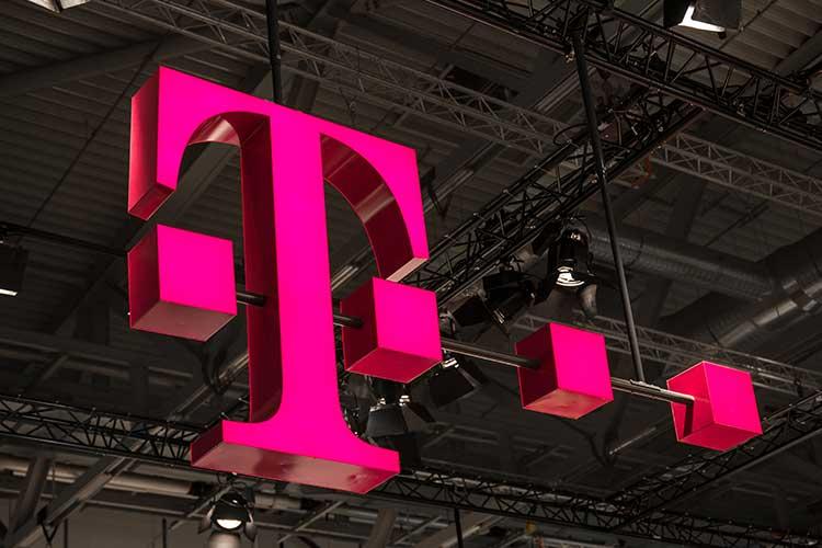 Magenta SmartHome: Foto vom Logo der Telekom