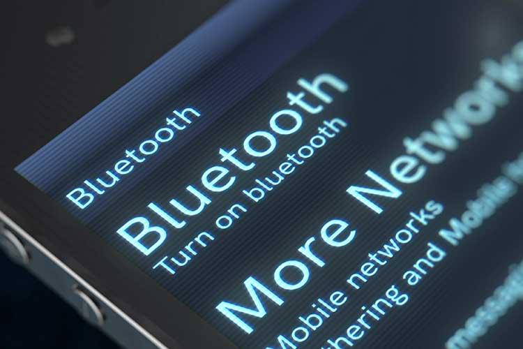 Bluetooth Handyansicht
