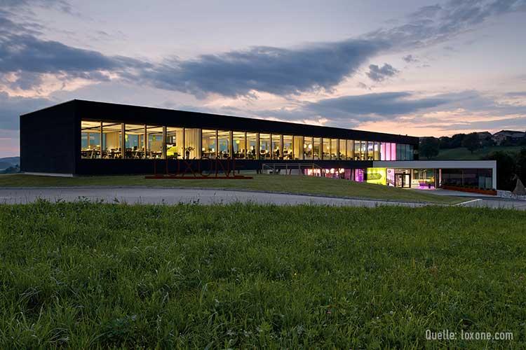Loxone Hauptsitz in Österreich