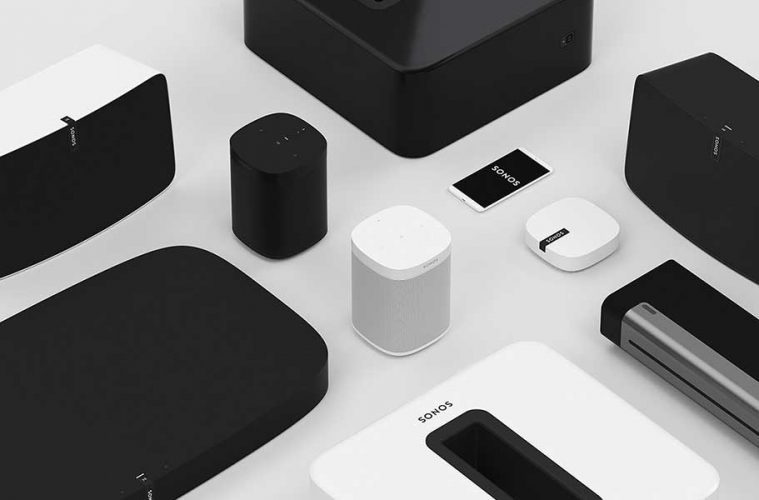 Sonos Home Sound System für das vernetzte Zuhause.