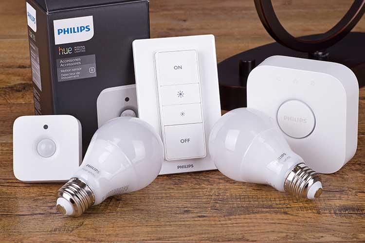 ZigBee: Philips Hue Glühbirnen und Bridge