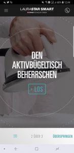 Laurastar App