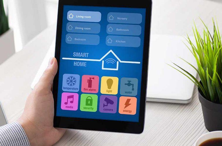 Steuerung im Smart Home: Smart Home Studie Bitkom