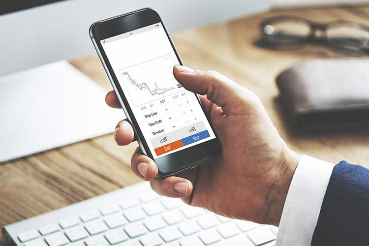 Voice-Banking Börse