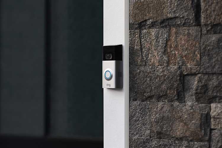 Ring Doorbell 2: Video-Türklingel an der Haustür