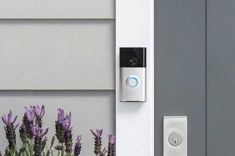 Ring Doorbell: Türklingel an Haustür