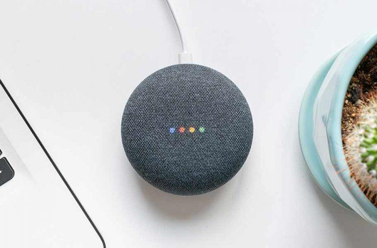 Google Home einrichten