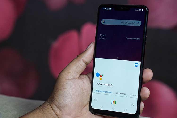 Google Assistant Befehle erstellen