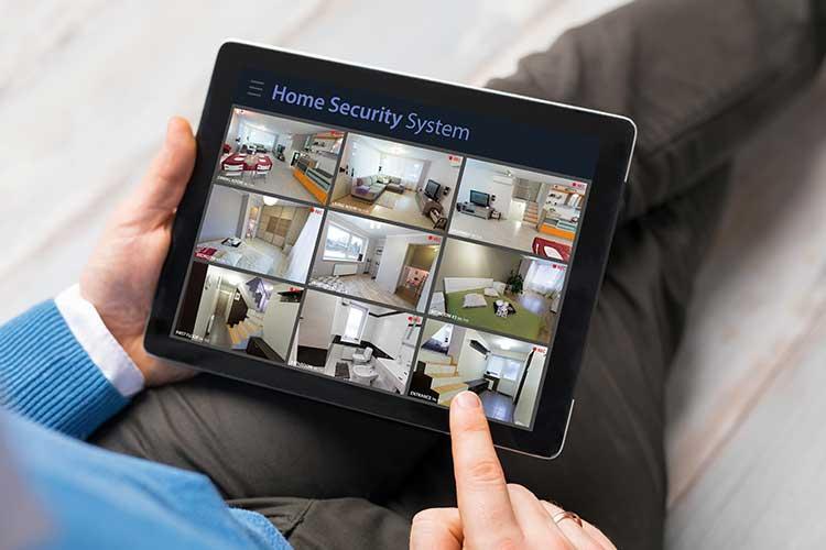 Smart Home Systeme Sicherheit