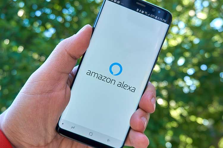 Alexa mit WLAN verbinden : Handy mit Alexa App