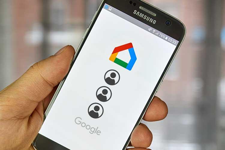 Voice Match Google Home