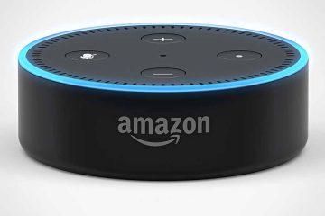 Echo Dot zurücksetzen: So funktioniert`s