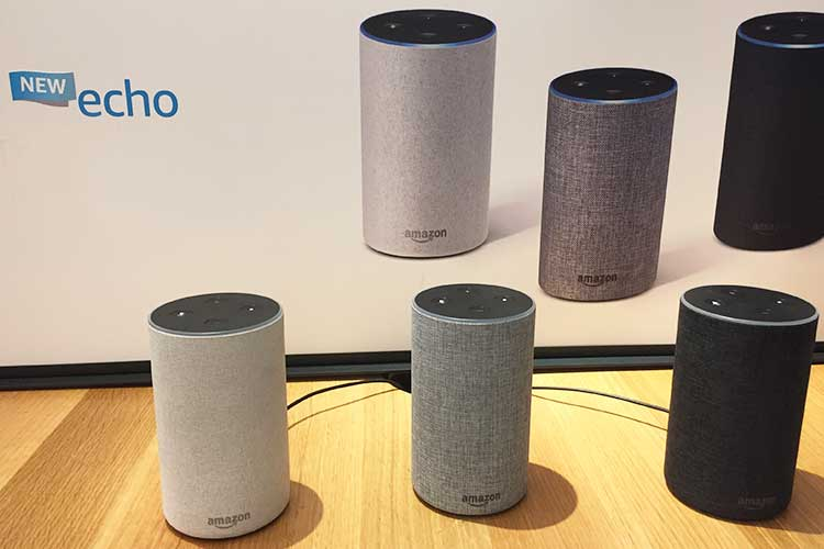 Amazon Echo Drop In