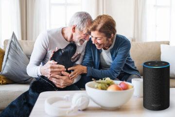 Header Alexa für Senioren